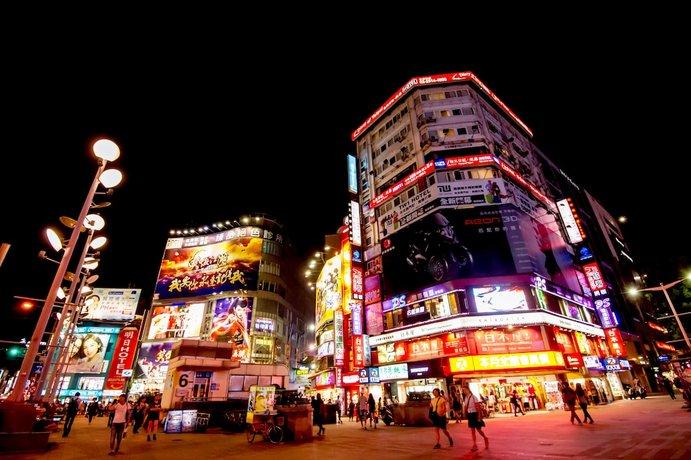 台北日記旅店-中華一館