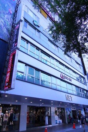 台北日記旅店-西門町中華二館
