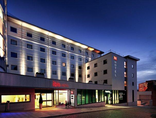 Ibis Aberdeen Centre Quayside