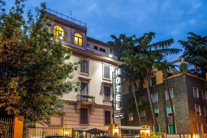 Hotel Buenos Aires Rome