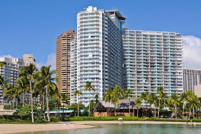 Marina Hawaii Vacations at the Ilikai