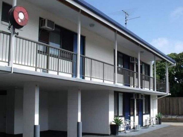 Moffat Beach Motel Caloundra