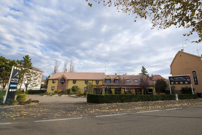 Hotel Arc-En-Ciel Colmar