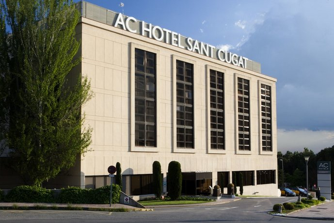 AC Hotel Sant Cugat A Marriott Luxury & Lifestyle Hotel