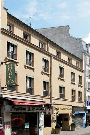 Hotel Monte-Carlo Paris