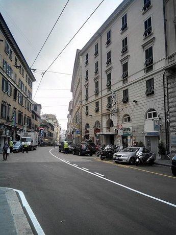 Hotel Britannia Genoa