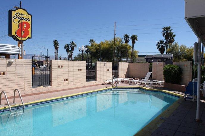 Super 8 by Wyndham Tucson East D M A F Area
