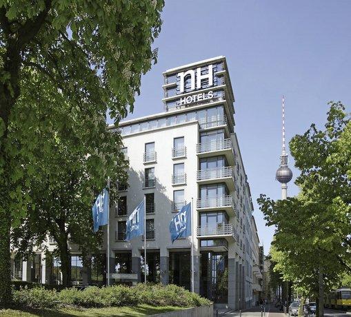 Hotel NH Berlin Alexanderplatz