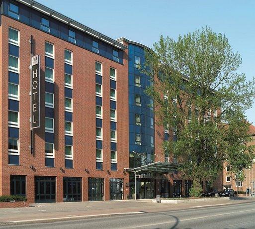 NH Hotel Hamburg Altona