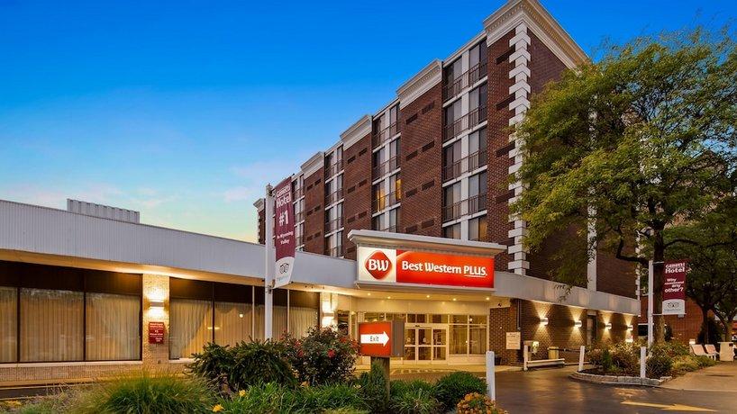 Best Western Genetti Hotel & Conference Center