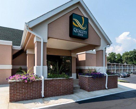 Quality Inn Westfield - Springfield