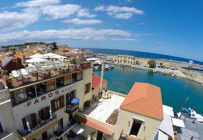 Faros Beach Rethymno