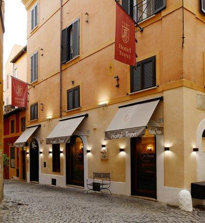 Hotel Trevi Rome