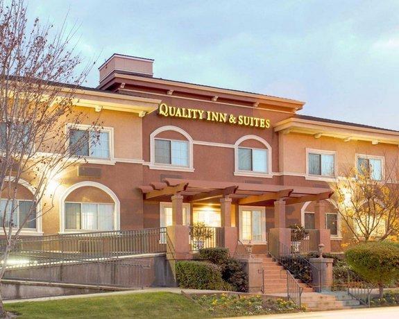 Quality Inn & Suites Mountain View