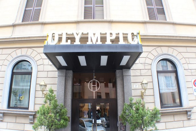 Grand Hotel Olympic Rome