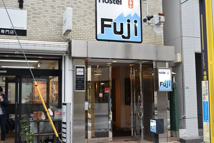 Tokyo Hostel Fuji