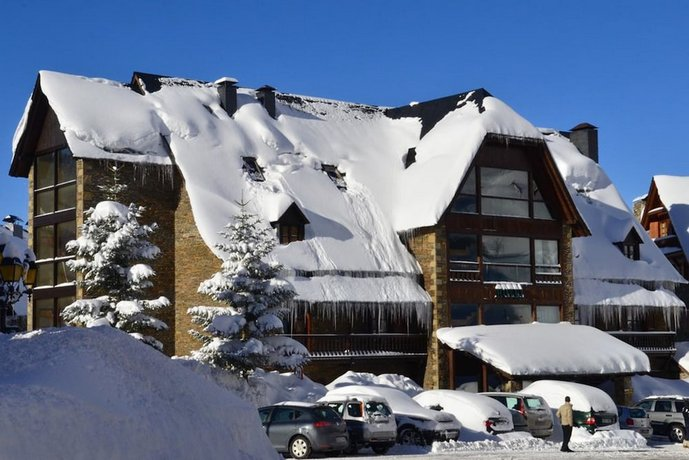 Hotel Chalet Bassibe by Silken