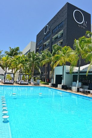 Oh Cancun - The Urban Oasis