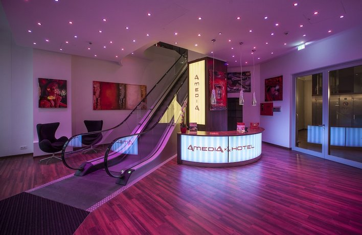 BEST WESTERN PLUS Amedia Hotel Berlin Kurfürstendamm