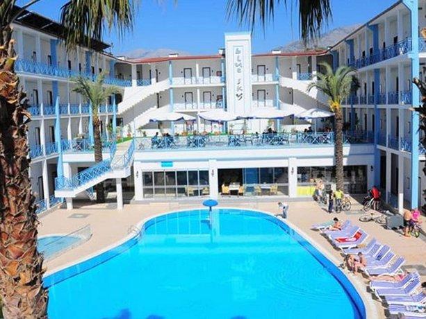 Blue Sky Hotel - All Inclusive Kemer