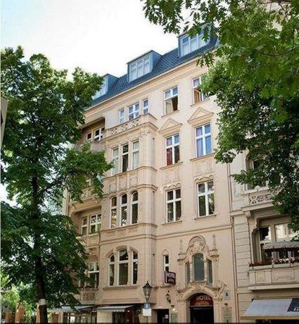 Hotel Augusta Am Kurfurstendamm