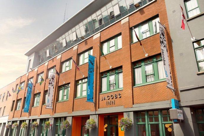 Jacobs Inn Hostel Dublin