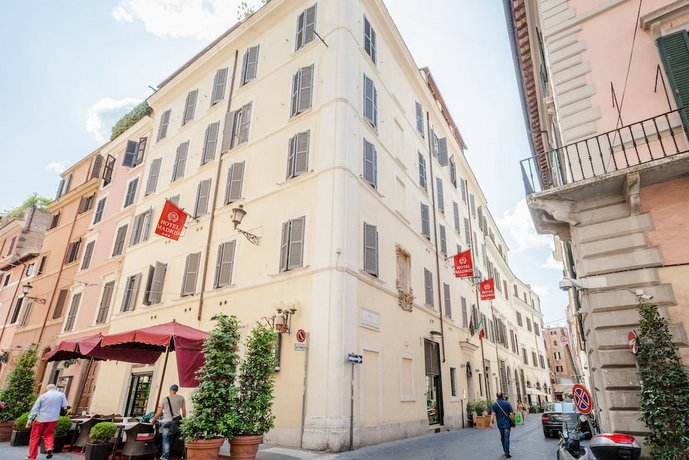 Hotel Madrid Rome