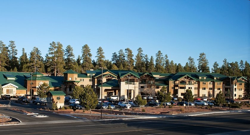 Grand Canyon Hotels >> The Grand Hotel At The Grand Canyon Tusayan Compare Deals
