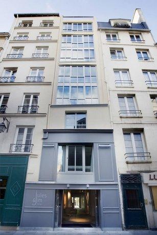Hôtel Jules & Jim
