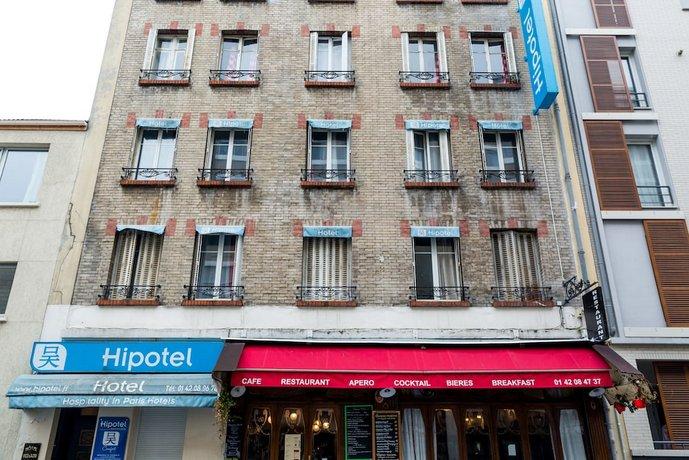 Hipotel Paris Belleville Gare de l'Est