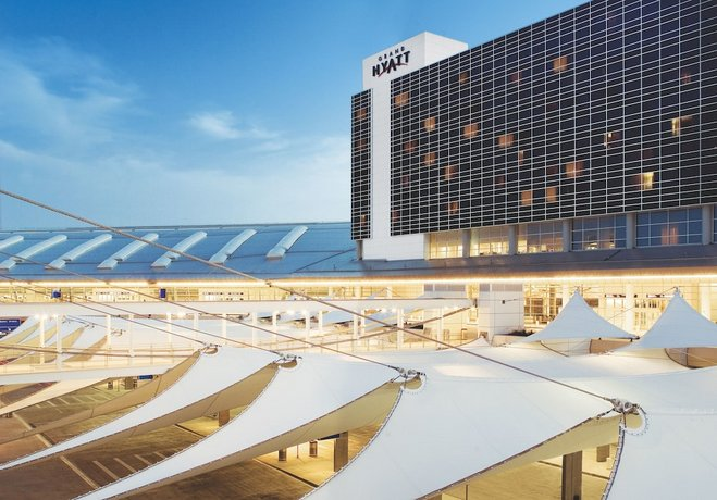 Grand Hyatt DFW Airport