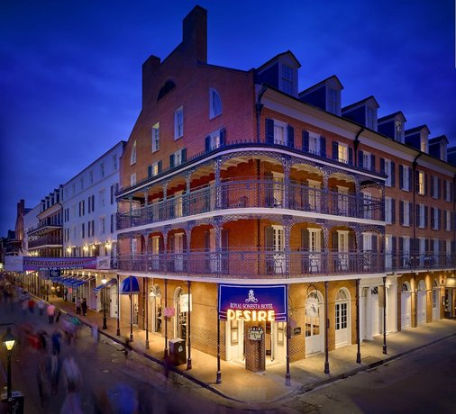 Hotels In New Orleans >> Royal Sonesta Hotel New Orleans Compare Deals