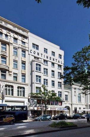 Novum Hotel Continental Hamburg Hauptbahnhof