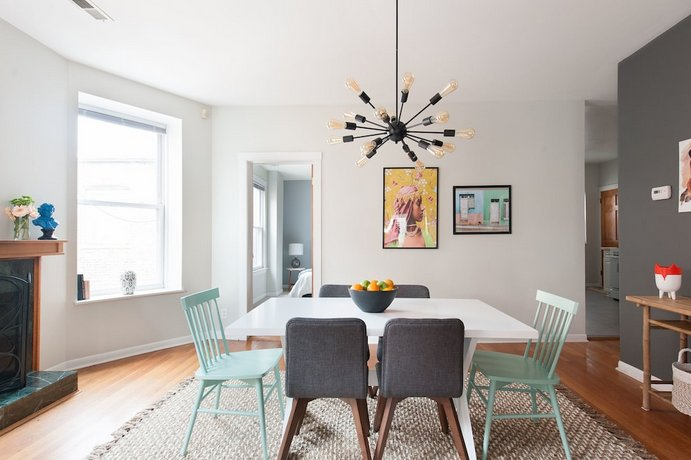 Sunny 4BR in Lincoln Park by Sonder