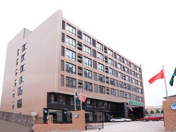 GreenTree Inn Fujian Ningde Gutian County Chengdong Street Business Hotel