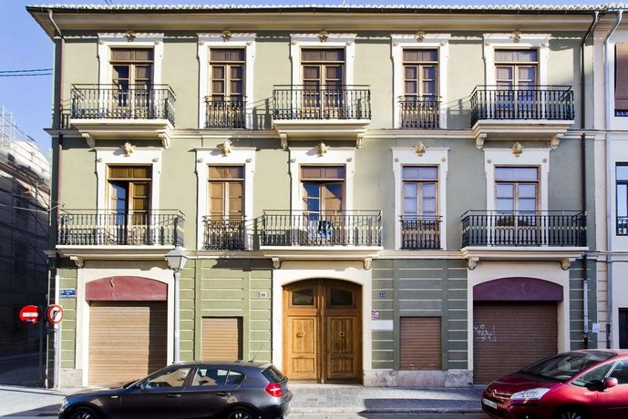 Apartamentos Puerto Valencia