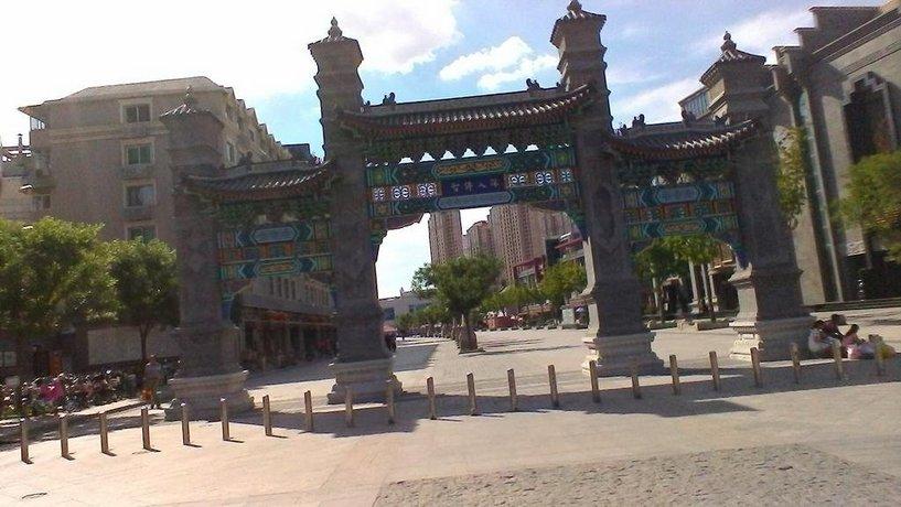 GreenTree Inn Tianjin Binjiang Avenue Express Hotel