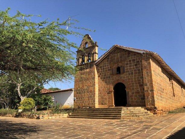 El Zaguan Barichara