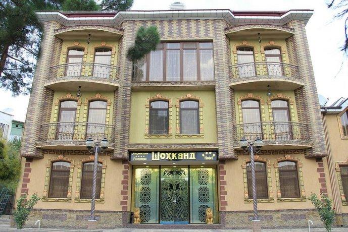 Hotel Shokhkand