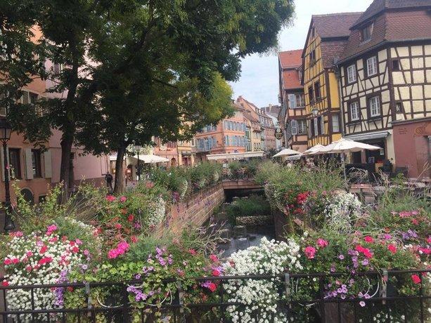 Gite de charme a Colmar 'Residence les 3 Chateaux'