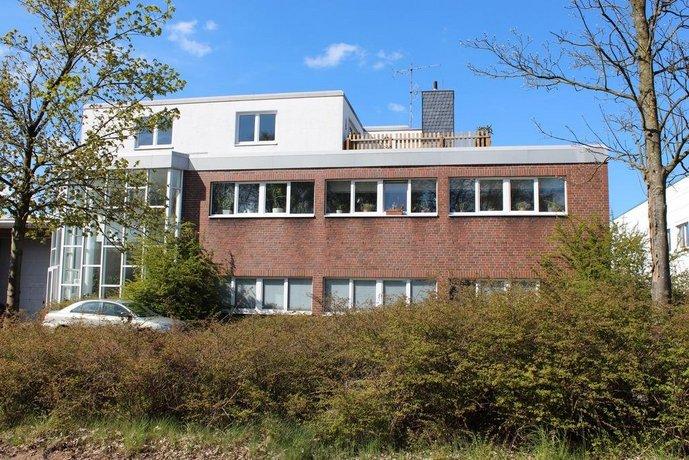 Rooftop Apartment Norderstedt