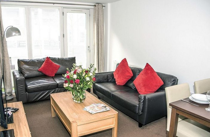 Base Serviced Apartments The Docks Liverpool Compare Deals