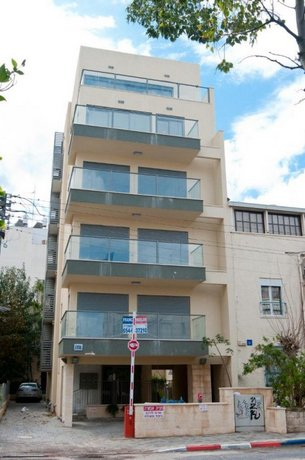 Ziv Apartments - 8 Amos Street