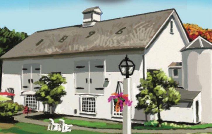 1896 House Country Inn - Barnside Inn