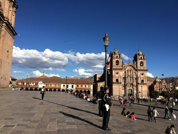 Loki Hostel Cusco