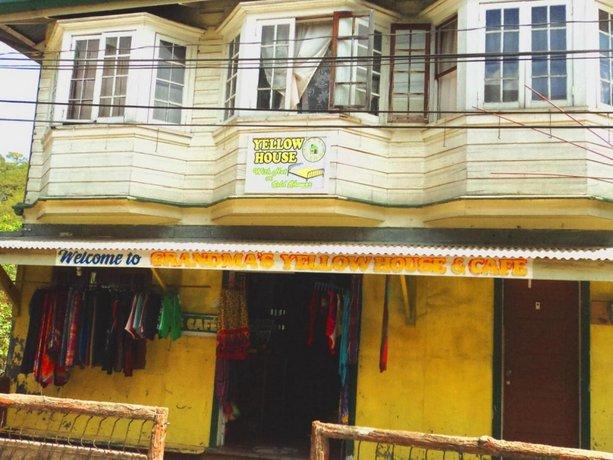 Grandma's Yellow House