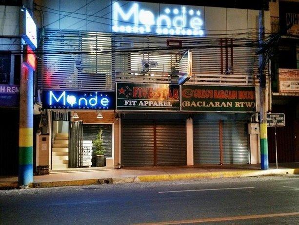 Hotel Monde Dagupan City
