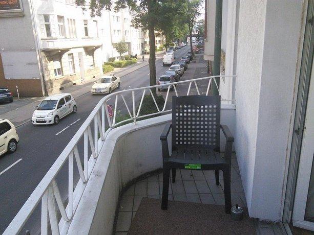 Messewohnung in Dusseldorf Rath