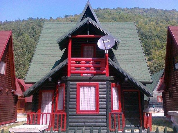 Lodge Brvnara Raj