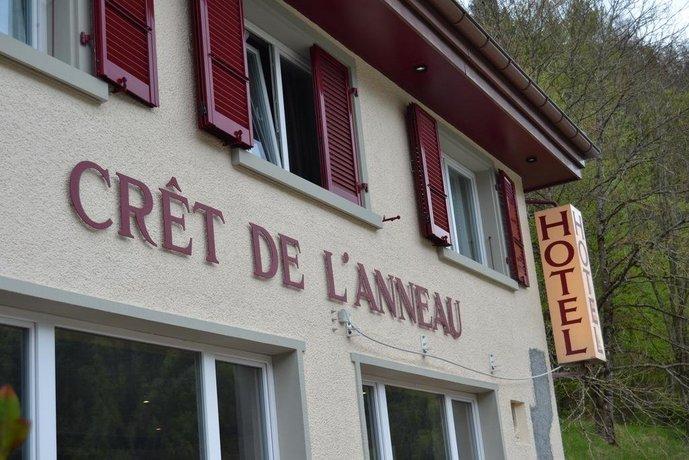 Hotel - Grill du Cret de l'Anneau